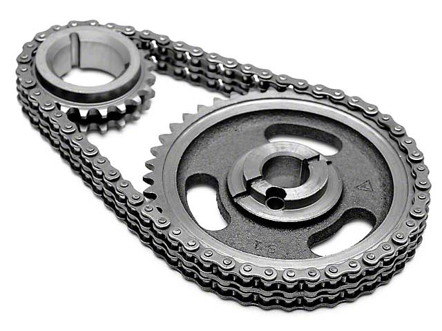 Above: Cam/timing chain