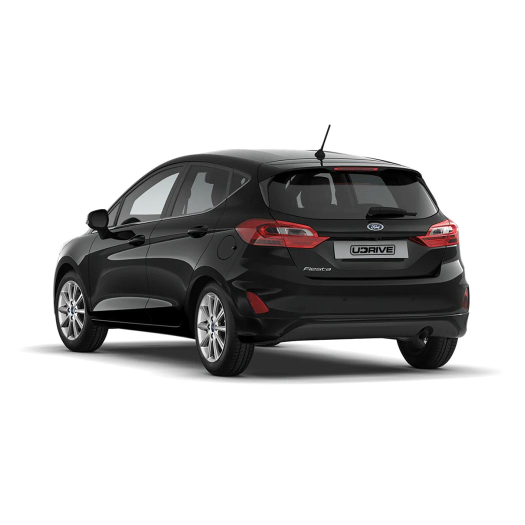 Learn to drive in a new Ford Fiesta. Stylish, fun, and full of features you've expect to find in a modern car without going overboard... you are certain to enjoy learning how to drive in this vehicle.